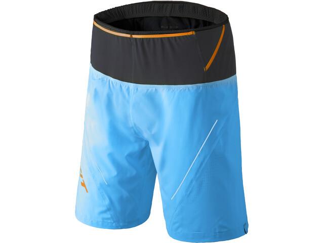 Dynafit Ultra Spodenki do biegania Mężczyźni niebieski/czarny
